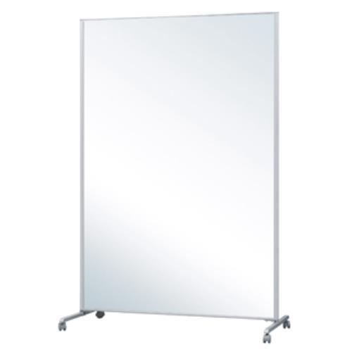 移動式ガラスミラーW1200 T-1888 (TOL10317791)【送料区分:40】【QBI35】
