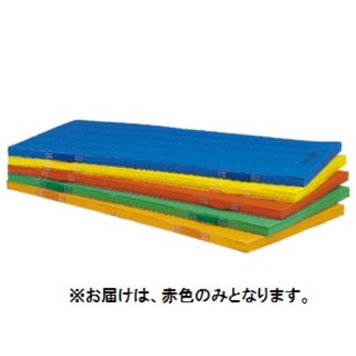 エコカラーコンビネーションマット5cm厚 120×300×5cm 赤 T-1894R (TOL10317807)【送料区分:9】