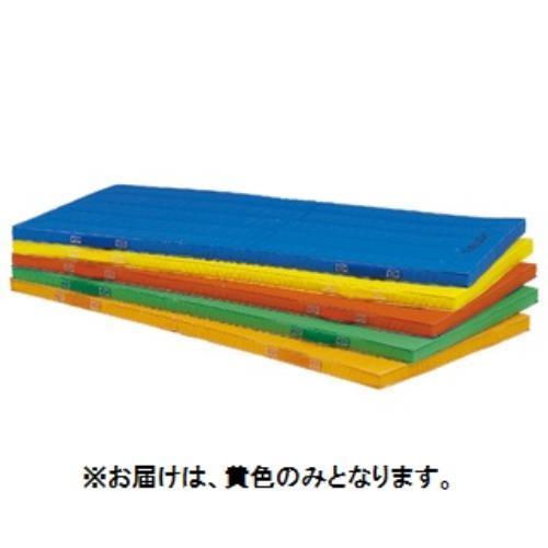 エコカラーコンビネーションマット5cm厚 120×300×5cm 黄 T-1894Y (TOL10317809)【送料区分:9】