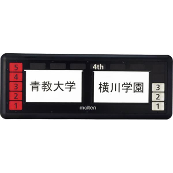 殿堂 チーム名表示盤 ( UX0120T / MTN10320898 )【 モルテン 】, 満点の aa461fff