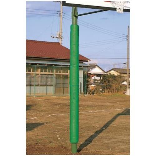 バスケット防護マット 単柱用 S-0322 (SWT10321925)【送料区分:見積り】