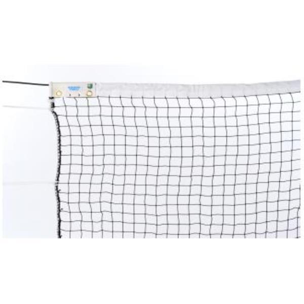 ソフトテニスネット (無結節) 検定品 トワロンワイヤー S-2338 (SWT10322304)【送料区分:見積り】