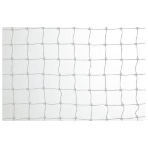 少年用サッカーゴールネット 野球目(白) S-3467 (SWT10322453)【送料区分:見積り】【QBI35】
