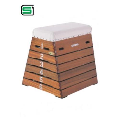 跳箱 小6段 ST S-5008 (SWT10322574)【送料区分:E】【QBI25】