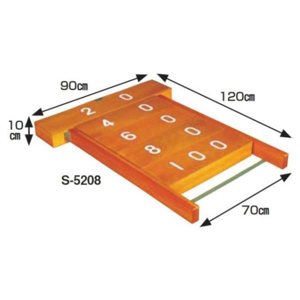 距離調節器 5箱型 枠付 S-5208 (SWT10322587)【送料区分:C】