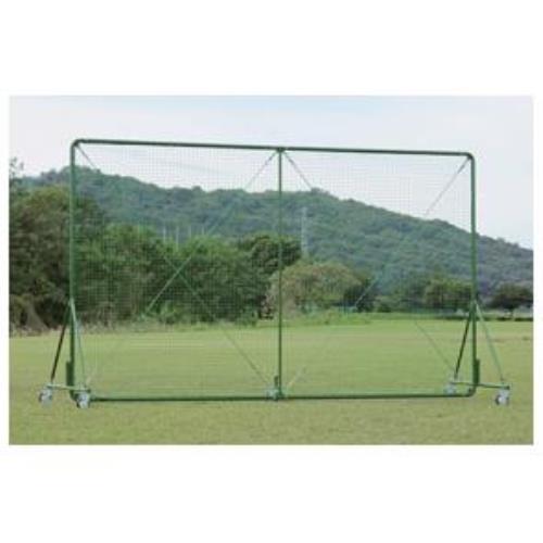 三和体育 スポーツ用具 学校用具 移動式防護ネット F型 3×5M S-7805 特殊送料【ランク:お見積り】 【SWT】 【QCA04】
