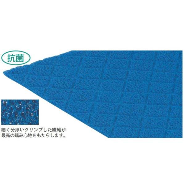 DandNマット ブルー S-9467 (SWT10323142)【送料区分:別途】【QCA04】