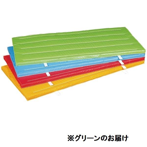 室内外兼用防水カラ-マット (グリ-ン) 90×180×5 S-9690 (SWT10323239)【送料区分:2D】