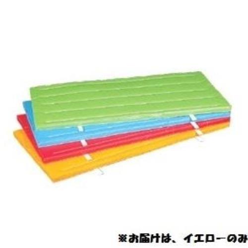 室内外兼用防水カラ-マット (イエロ-) 120×300×5 S-9698 (SWT10323247)【送料区分:E】