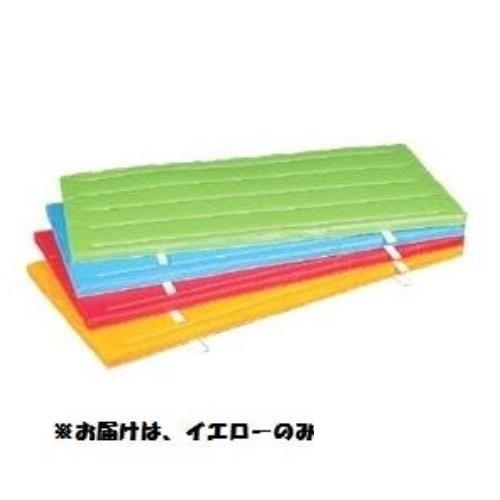 室内外兼用防水カラ-マット (イエロ-) 120×600×5 S-9699 (SWT10323248)【送料区分:G】