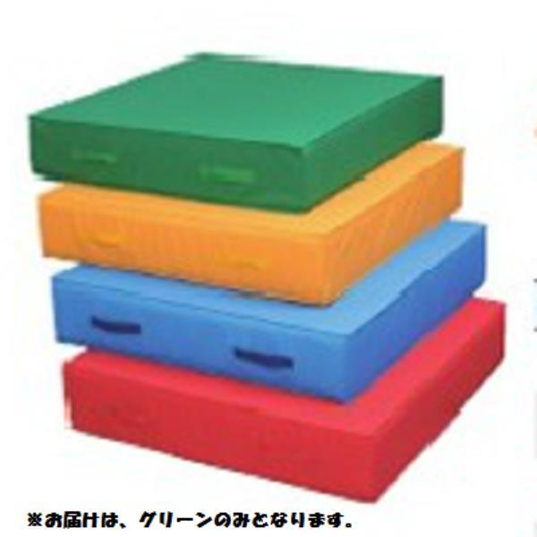 ミニカラーウレタンマット(グリーン) D-8408G (DAN10327553)【送料区分:別途】