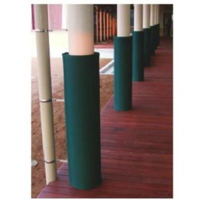円柱用ガードクッション(直径25cm用) D-8275 (DAN10327567)【送料区分:別途】