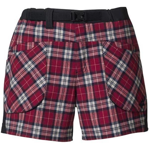 【送料無料】Sleek Check Short Pants RED2 L ( PH562SP68A-RD2-L / PHE10333623 )【 フェニックス 】【QBI25】
