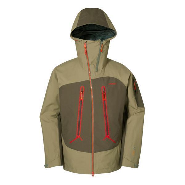 【送料無料】Snow Ridge 3L Jacket BEIJE L ( PM552ST01-BE-L / PHE10333968 )【 フェニックス 】【QBI25】