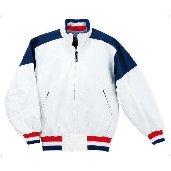 グランドコート ホワイト/ネイビー ( DR202-WNV / DES10345290 )【 デサント 】【QCA04】