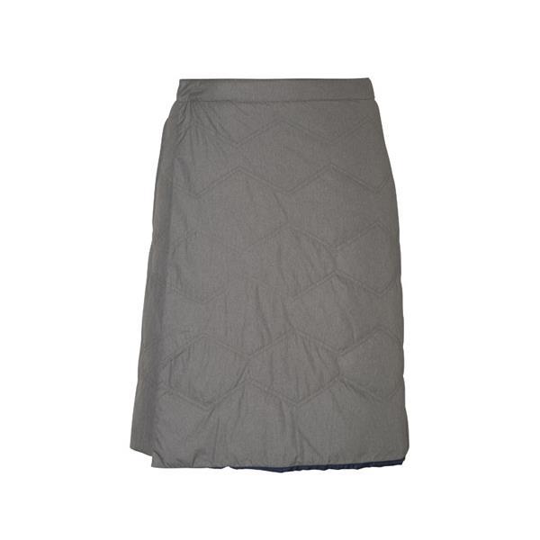 【送料無料】 PH662SK71-HEGR Long Warm Wrap Skirt HEATHER GRAY (PHE10359884) 【 PHENIX 】【 フェニックス 】【QBI25】