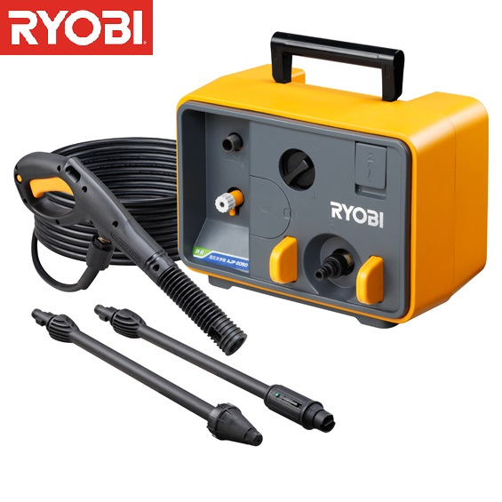 AJP-2050-60Hz 高圧洗浄機(60Hz) (RY10372879) 【 RYOBI 】