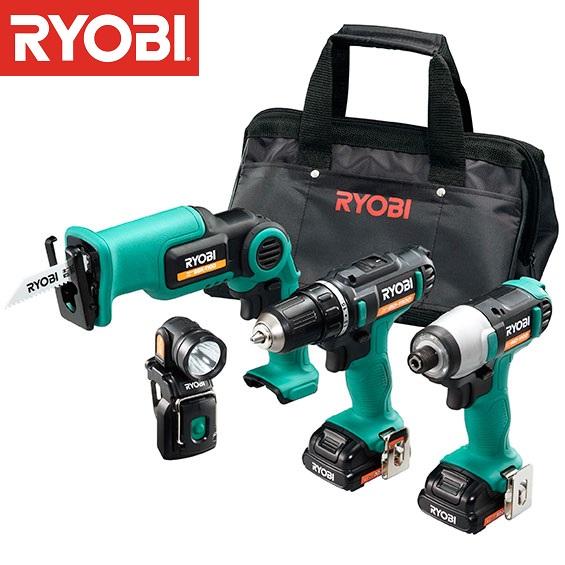 BCK-1100 コンボキット (RY10372887) 【 RYOBI 】