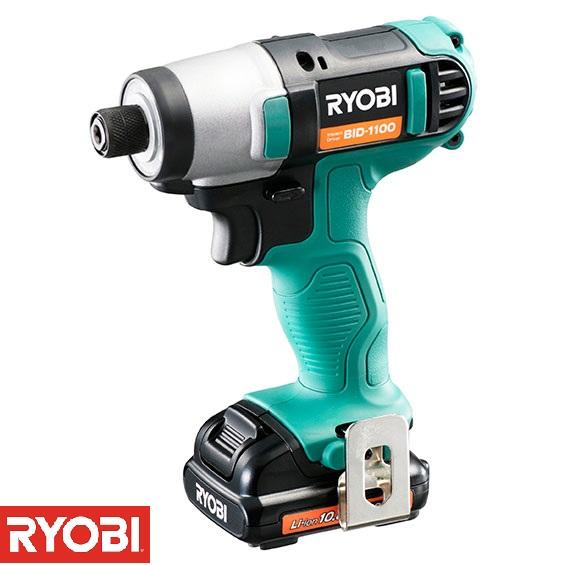 BID-1100 充電式インパクトドライバ (RY10372903) 【 RYOBI 】