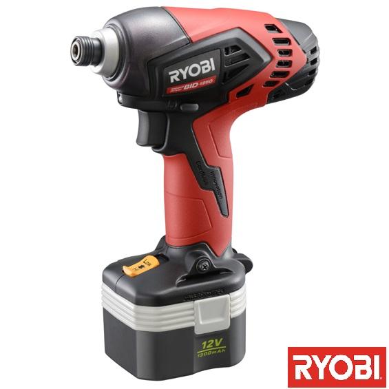 BID-1250 充電式インパクトドライバ (RY10372904) 【 RYOBI 】
