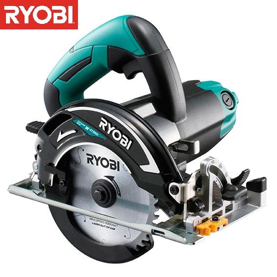 W-470ED 電子内装丸ノコ (RY10372989) 【 RYOBI 】