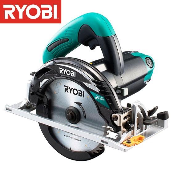 W-573ED 電子丸ノコ (RY10372991) 【 RYOBI 】