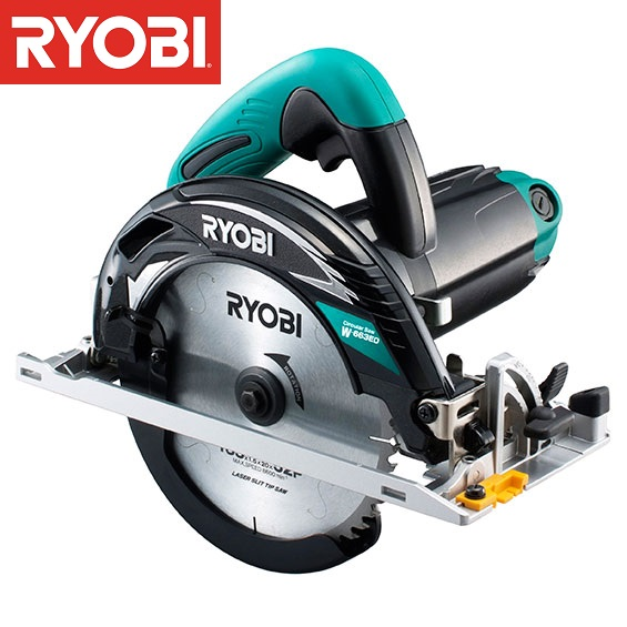 W-663ED 電子丸ノコ (RY10372993) 【 RYOBI 】