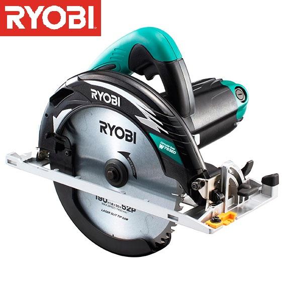 W-763ED 電子丸ノコ (RY10372995) 【 RYOBI 】