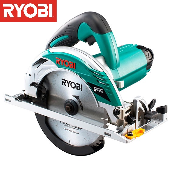 W-658D 丸ノコ (RY10372997) 【 RYOBI 】