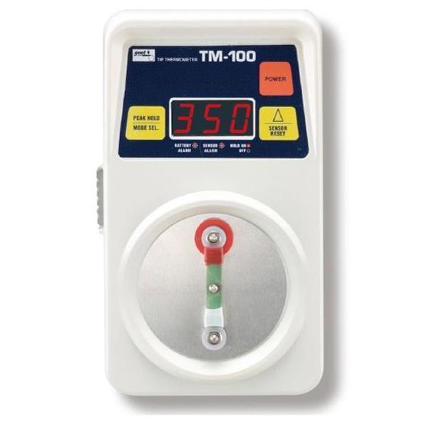 TM-100 こて先温度計 (ATG10383429) 【 goot 】【QCA04】