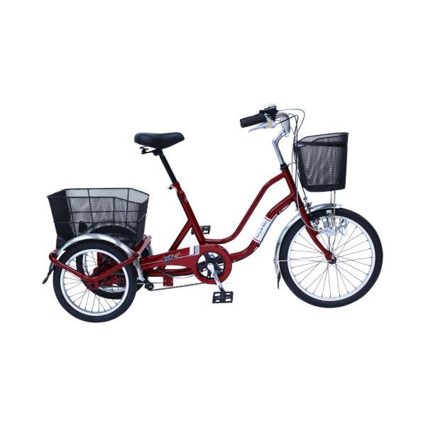 MG-TRW20NE SWING CHARLIE ノーパンク三輪自転車E (MMG10385330) 【 ミムゴ 】【QBI35】