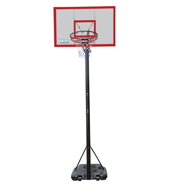 KW-568 バスケットゴールスタンドシステム (KA10386391) 【 kaiser 】【QCA41】
