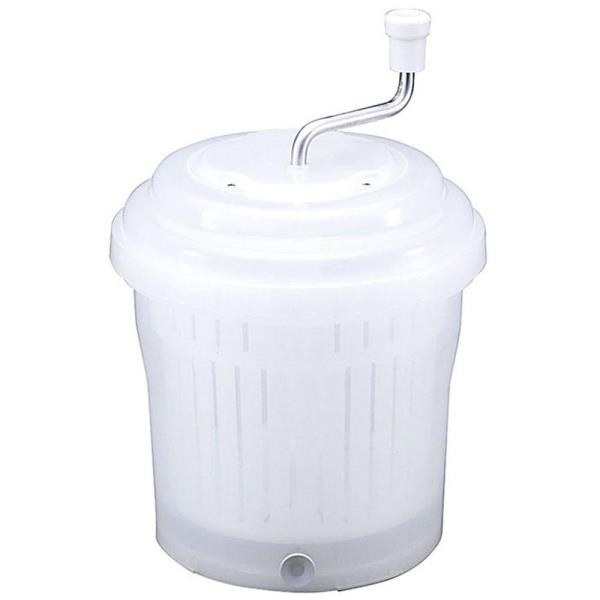 #4973221027827 ジャンボ野菜水切り器10型 ナチュラル (TBO10388097) 【 トンボ 】【QBI47】