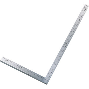 #77885 L型万能定規 60cm (SSO10388352) 【 シンワ測定 】