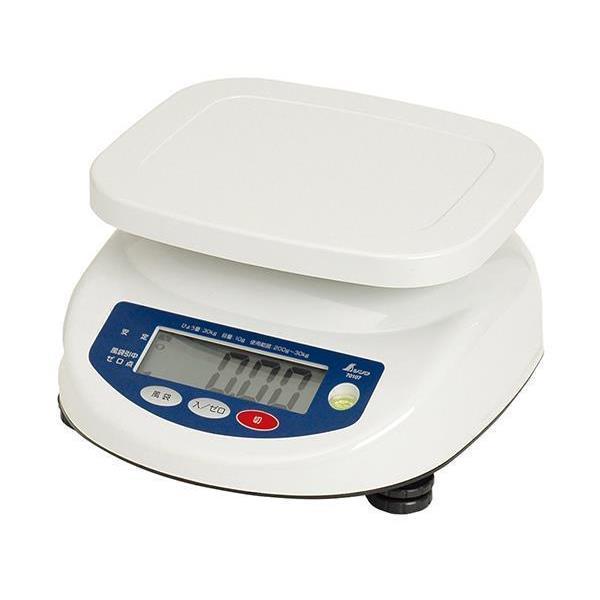 #70107 デジタル上皿はかり 30kg取引証明以外用 (SSO10388806) 【 シンワ測定 】