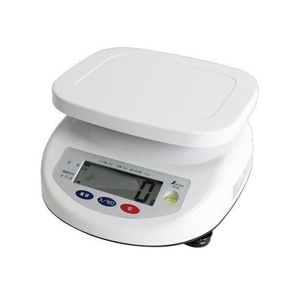 #70192 デジタル上皿はかり 6kg取引証明用 (SSO10388808) 【 シンワ測定 】