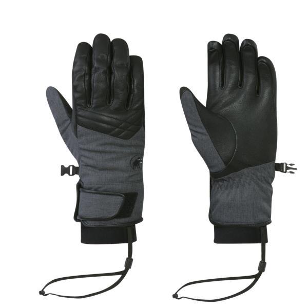 【送料無料】 1090-04730-0001 Niva Glove Women black (MAT10390242) 【 マムート 】【QBI25】