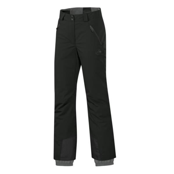 1020-10580-0001 Nara HS Pants Women black (MAT10390272) 【 マムート 】【QBI35】