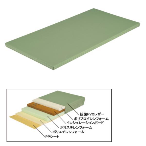 日本製 柔道用畳軽量 EKR003-100 (ENW10390914)【送料区分:2G】, 藤代町 112389e5