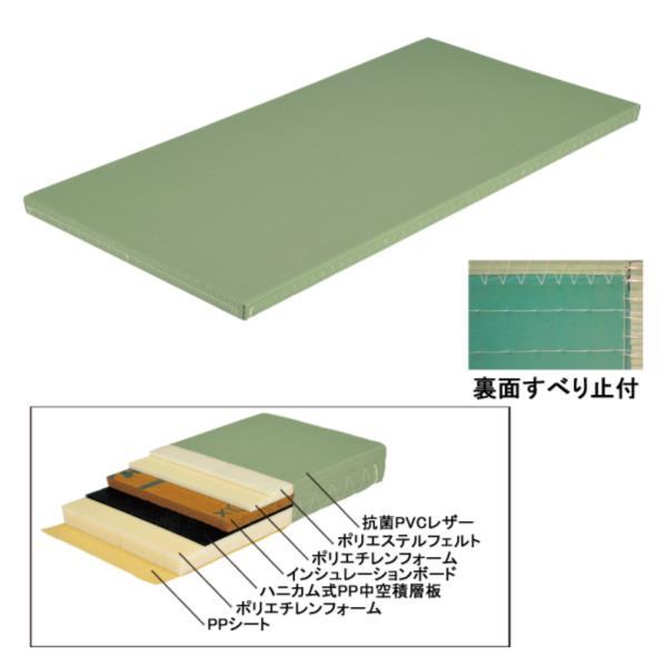 柔道用畳ソフト滑り止め付 EKR005-100 (ENW10390920)【送料区分:2G】