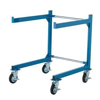 折りたたみハードル専用運搬車2 EGA342 (ENW10390952)【送料区分:C】