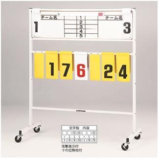 EKU511 得点板E-11W (ENW10391140) 【 エバニュー 】