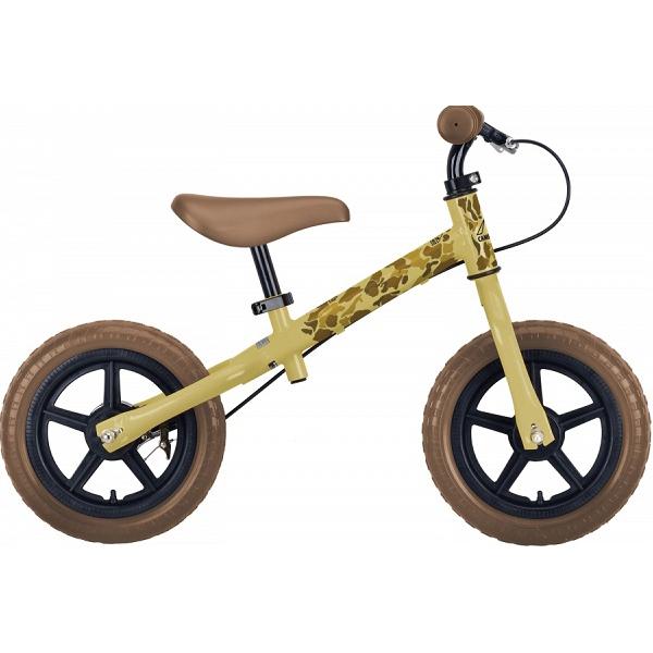 【DK99】YG-0284 キャンプアウトトレーニングバイク(カモフラージュ) (CAG10407359) 【 キャプテンスタッグ 】【QBI35】