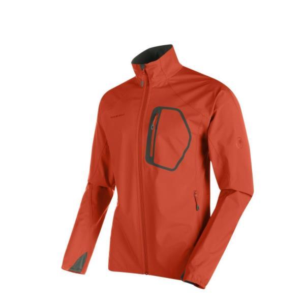 1010-17571-2088 Ultimate Light Jacket Men dark orange (MAT10416824) 【 MAMMUT 】【QBI35】