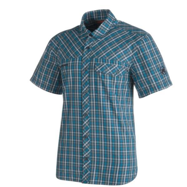 1030-01532-5920 Asko Shirt Men orion-white (MAT10417175) 【 MAMMUT 】【QBI35】