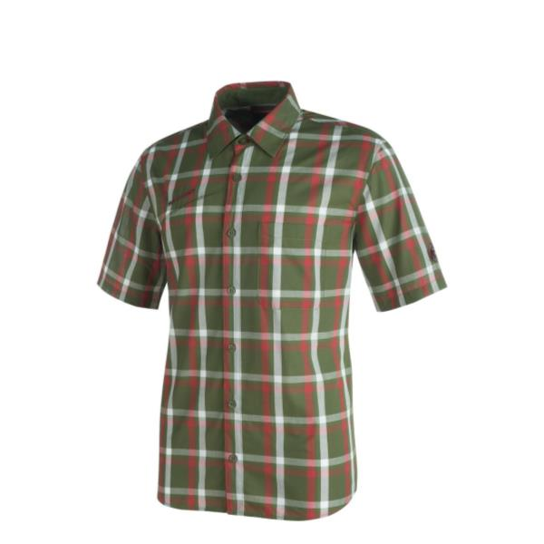 1030-01970-4546 Pacific Crest Shirt Men seaweed-lava (MAT10417186) 【 MAMMUT 】【QBI35】