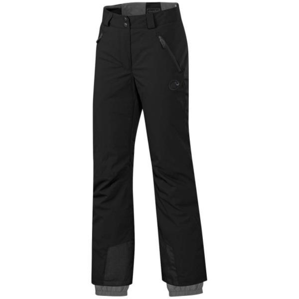 1020-10580-0001-36short Nara HS Pants Women black (MAT10417905) 【 MAMMUT 】【QBI35】