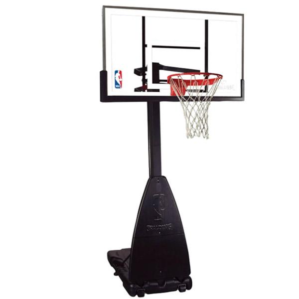 バスケ スポルディング 68490JP プラチナムポータブル (SP10419750) スポルディング バスケ ゴール