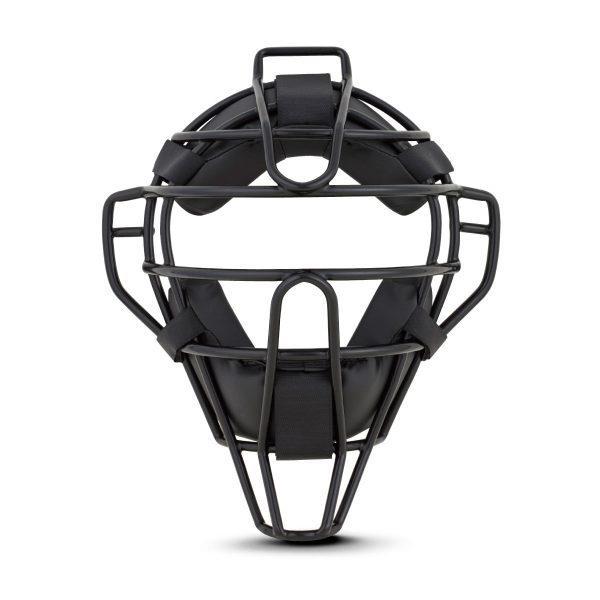 WLWTA3019SA ウイルソン 審判用マスク スチールフレーム ブラック (WLS10484329)【 ウィルソン 】