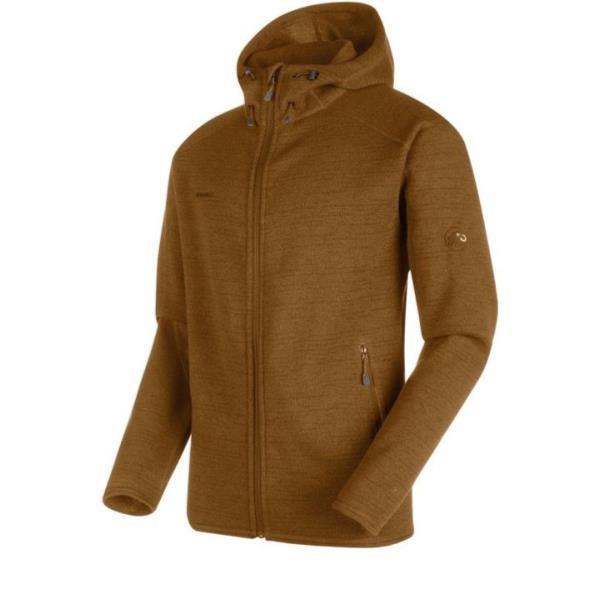 1014-18312-7399 Arctic ML Hooded Jacket AF Men timber melange (MAT10507904) 【 マムート 】【QBI35】